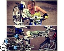 Как правильно купить велосипед с литыми дисками?